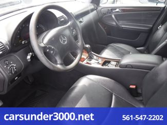 2004 Mercedes-Benz C320 3.2L Lake Worth , Florida 4