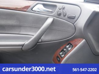 2004 Mercedes-Benz C320 3.2L Lake Worth , Florida 8
