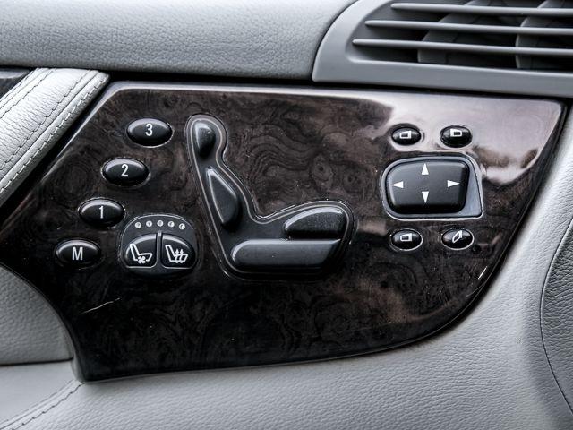2004 Mercedes-Benz CL55 AMG Burbank, CA 17