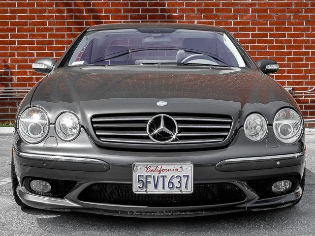 2004 Mercedes-Benz CL55 AMG Burbank, CA 2
