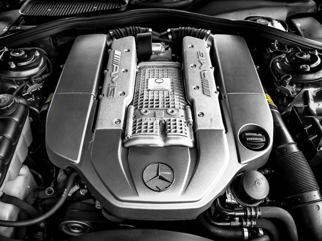 2004 Mercedes-Benz CL55 AMG Burbank, CA 30