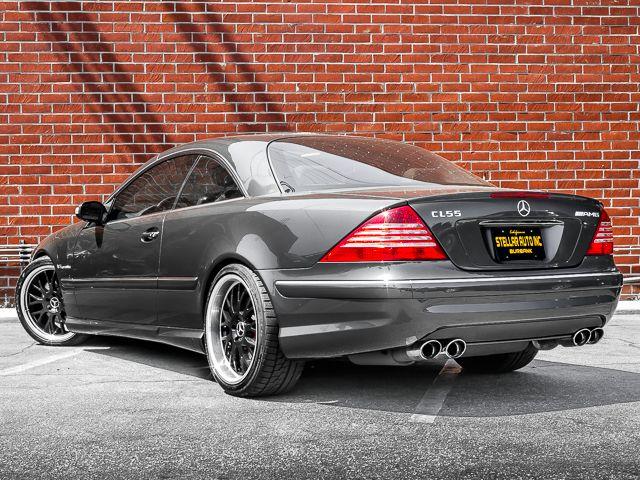 2004 Mercedes-Benz CL55 AMG Burbank, CA 7