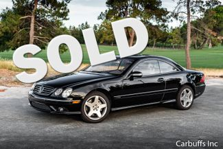 2004 Mercedes-Benz CL600  | Concord, CA | Carbuffs in Concord