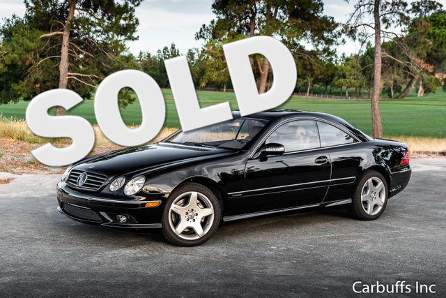2004 Mercedes-Benz CL600  | Concord, CA | Carbuffs in Concord