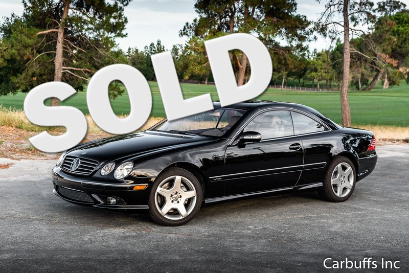 2004 Mercedes-Benz CL600  | Concord, CA | Carbuffs