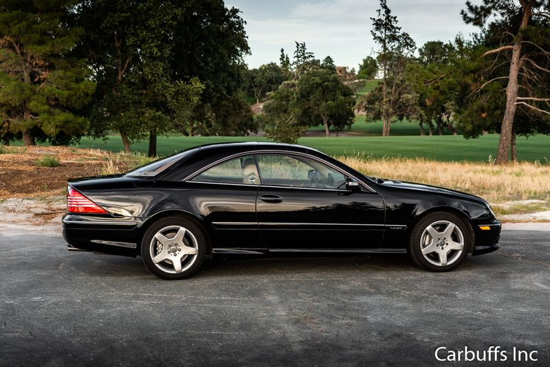 2004 Mercedes-Benz CL600  | Concord, CA | Carbuffs in Concord, CA