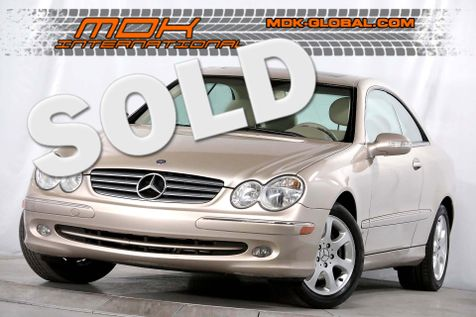 2004 Mercedes-Benz CLK320 3.2L - Only 89K miles  in Los Angeles