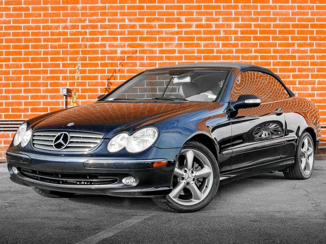 2004 Mercedes-Benz CLK320 Cabriolet 3.2L Burbank, CA 1