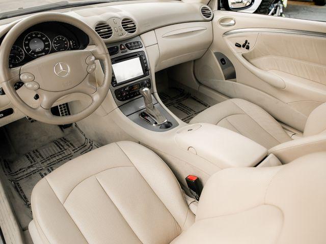 2004 Mercedes-Benz CLK320 Cabriolet 3.2L Burbank, CA 10