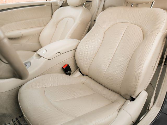2004 Mercedes-Benz CLK320 Cabriolet 3.2L Burbank, CA 11