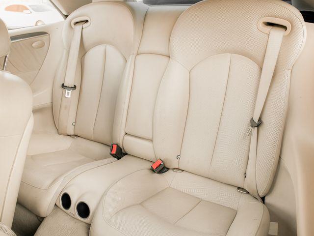 2004 Mercedes-Benz CLK320 Cabriolet 3.2L Burbank, CA 12