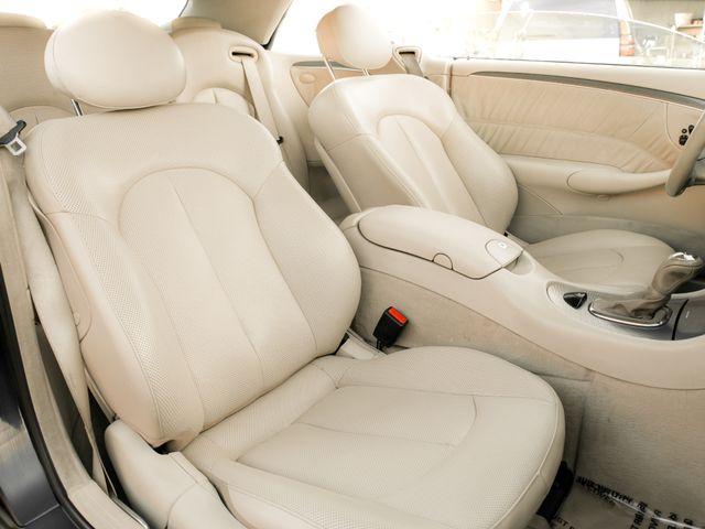 2004 Mercedes-Benz CLK320 Cabriolet 3.2L Burbank, CA 14