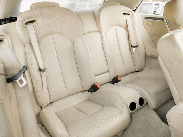 2004 Mercedes-Benz CLK320 Cabriolet 3.2L Burbank, CA 15