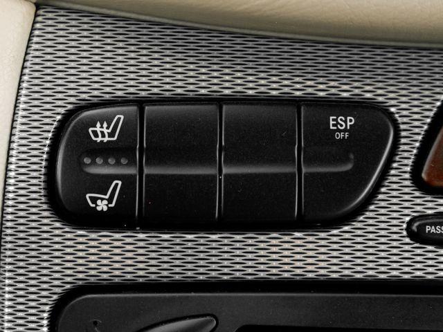 2004 Mercedes-Benz CLK320 Cabriolet 3.2L Burbank, CA 18