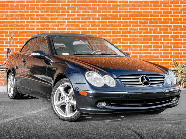 2004 Mercedes-Benz CLK320 Cabriolet 3.2L Burbank, CA 2