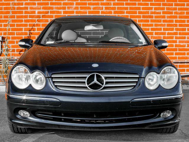 2004 Mercedes-Benz CLK320 Cabriolet 3.2L Burbank, CA 3