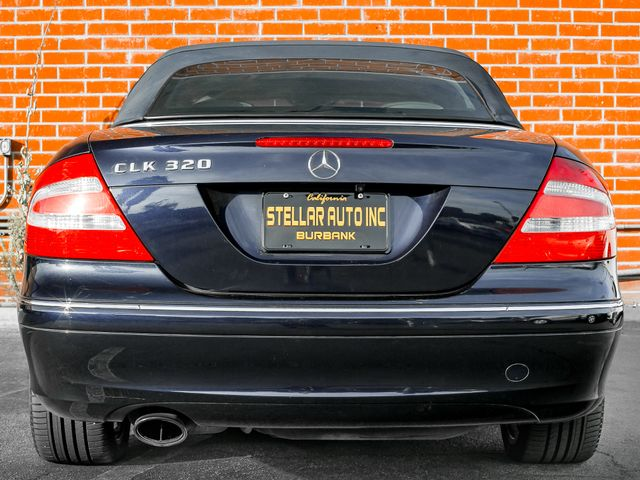 2004 Mercedes-Benz CLK320 Cabriolet 3.2L Burbank, CA 4