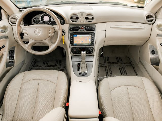 2004 Mercedes-Benz CLK320 Cabriolet 3.2L Burbank, CA 9