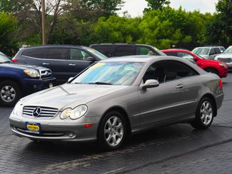 2004 Mercedes-Benz CLK320 3.2L | Champaign, Illinois | The Auto Mall of Champaign in Champaign Illinois
