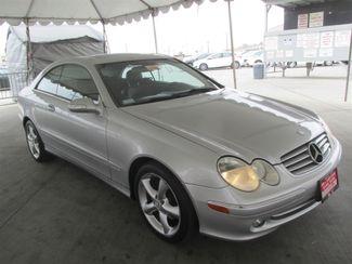 2004 Mercedes-Benz CLK320 3.2L Gardena, California 3