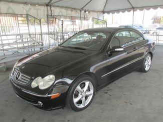 2004 Mercedes-Benz CLK320 3.2L Gardena, California