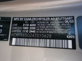 2004 Mercedes-Benz CLK320 Cabriolet 3.2L Memphis, Tennessee 38