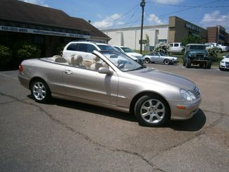 2004 Mercedes-Benz CLK320 Cabriolet 3.2L Memphis, Tennessee 31