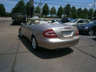 2004 Mercedes-Benz CLK320 Cabriolet 3.2L Memphis, Tennessee 33