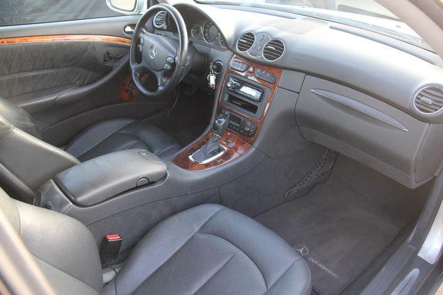 2004 Mercedes-Benz CLK320 3.2L Santa Clarita, CA 8