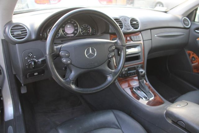 2004 Mercedes-Benz CLK320 3.2L Santa Clarita, CA 16