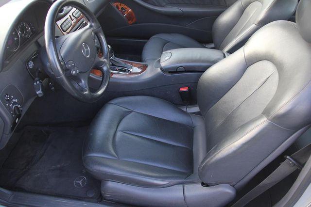 2004 Mercedes-Benz CLK320 3.2L Santa Clarita, CA 12