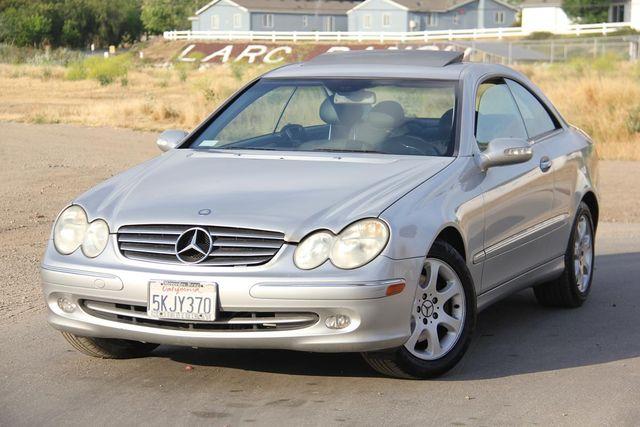 2004 Mercedes-Benz CLK320 3.2L Santa Clarita, CA 4