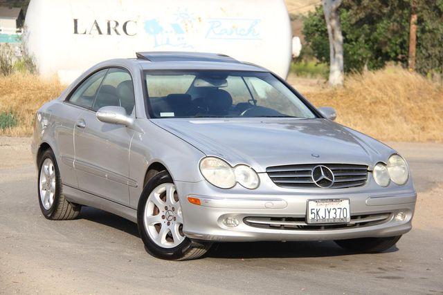 2004 Mercedes-Benz CLK320 3.2L Santa Clarita, CA 3