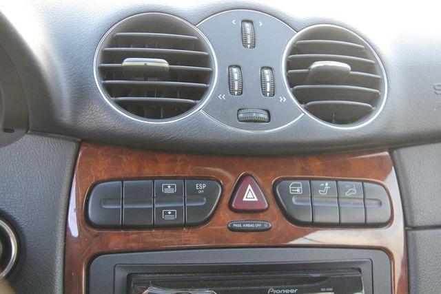 2004 Mercedes-Benz CLK320 3.2L Santa Clarita, CA 18