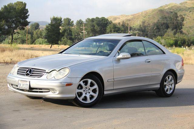 2004 Mercedes-Benz CLK320 3.2L Santa Clarita, CA 1