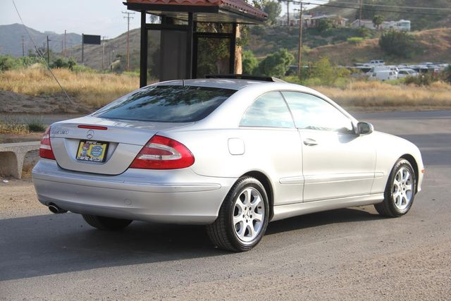 2004 Mercedes-Benz CLK320 3.2L Santa Clarita, CA 6