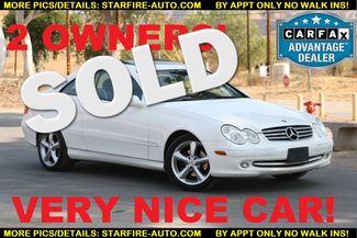 2004 Mercedes-Benz CLK320 3.2L Santa Clarita, CA