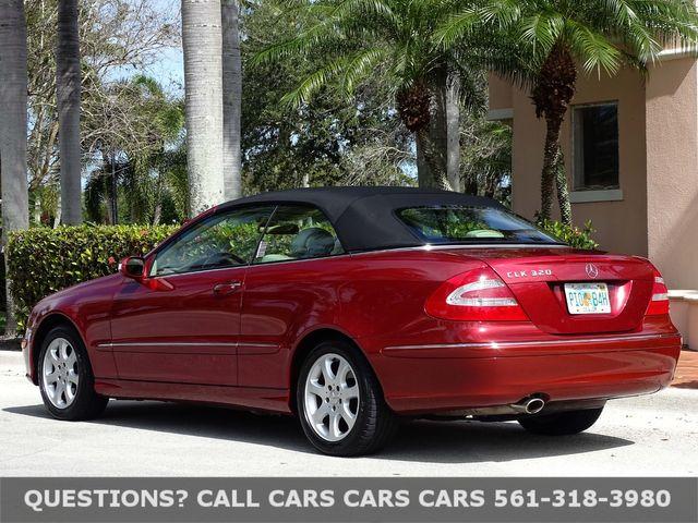 2004 Mercedes-Benz CLK320 Cabriolet 3.2L in West Palm Beach, Florida 33411