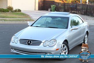 2004 Mercedes-Benz CLK320 75K MLS AUTOMATIC SERVICE RECORDS in Woodland Hills CA, 91367