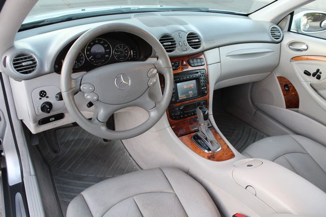 2004 Mercedes-Benz CLK320 75K MLS AUTOMATIC SERVICE RECORDS in Woodland Hills CA, 91367