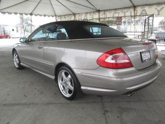 2004 Mercedes-Benz CLK500 Cabriolet 5.0L Gardena, California 5
