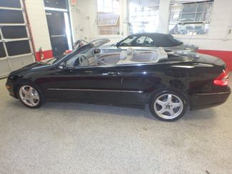 2004 Mercedes Clk500 CONVERTIBLE, VERY  FAST & SHARP!~ Saint Louis Park, MN 23