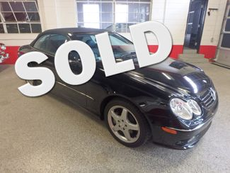 2004 Mercedes Clk500 Convertible V-8, COOLED SEATS, FAST, SHARP, READY. Saint Louis Park, MN