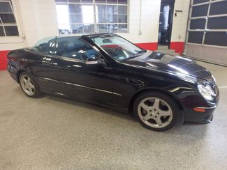 2004 Mercedes Clk500 Convertible V-8, COOLED SEATS, FAST, SHARP, READY. Saint Louis Park, MN 16