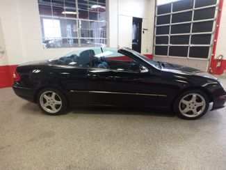 2004 Mercedes Clk500 Convertible V-8, COOLED SEATS, FAST, SHARP, READY. Saint Louis Park, MN 4