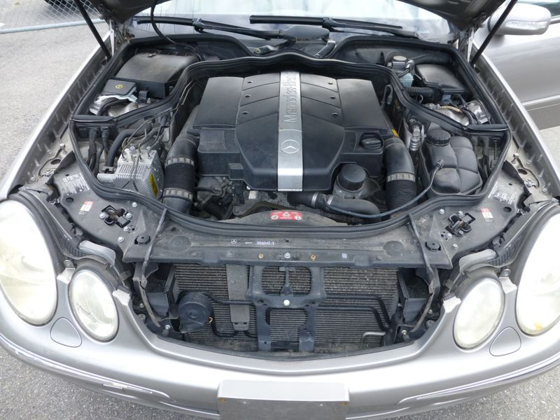 2004 Mercedes-Benz E-Class 32L  city MA  European Motorsports  in Lawrence, MA