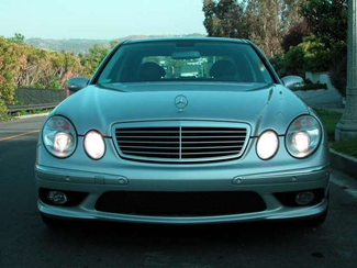 2004 Mercedes-Benz E-55 AMG  city California  Auto Fitness Class Benz  in , California