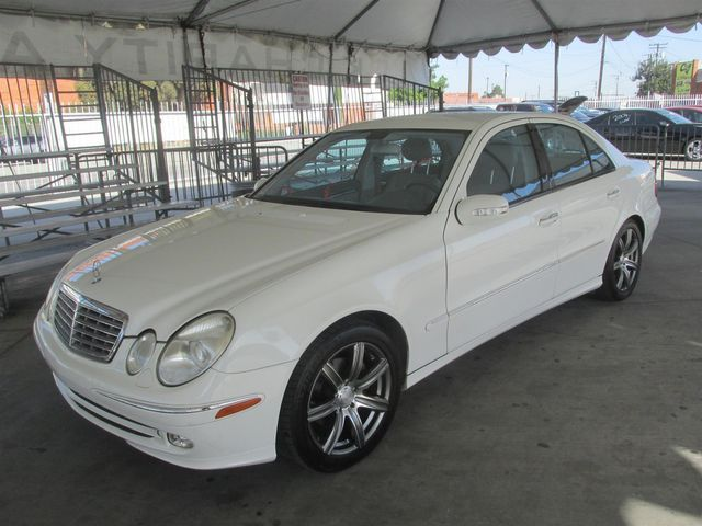2004 Mercedes-Benz E320 3.2L Gardena, California