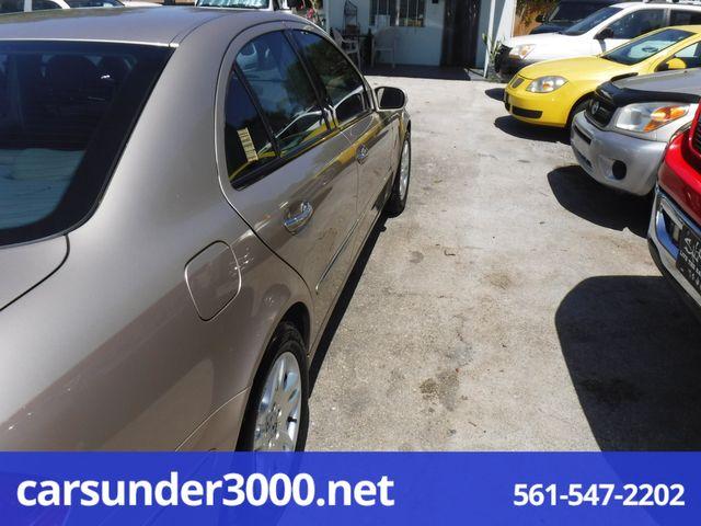 2004 Mercedes-Benz E320 3.2L Lake Worth , Florida 3