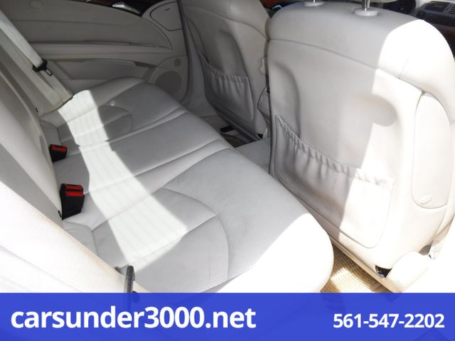 2004 Mercedes-Benz E320 3.2L Lake Worth , Florida 9